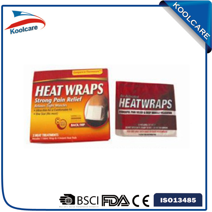 Air Activated Back & Hip Heat Wrap